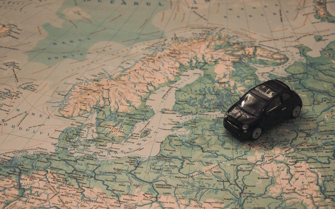 Pozycjonowanie Google Maps